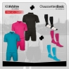 KIT ARBITRE Manches Courtes + Chaussettes BASIC