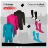 KIT ARBITRE Manches longues + Chaussettes BASIC